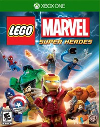 LEGO: Marvel Super Heroes for Xbox One