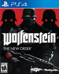 Wolfenstein: The New Order for PlayStation 4