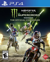 Monster Energy Supercross: The Official Videogame for PlayStation 4