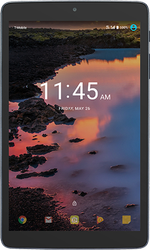 "Alcatel A30 Tablet 8"" (T-Mobile) - Navy Blue"