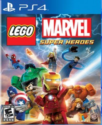 LEGO: Marvel Super Heroes for PlayStation 4