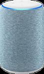 Amazon Echo 3rd Gen - Blue