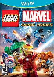 LEGO: Marvel Super Heroes for Nintendo Wii U