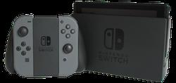 Nintendo Switch - Grey, 32 GB