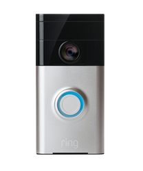 Used Ring WiFi Smart video doorbell