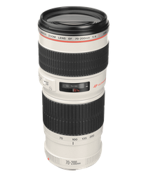 Canon EF 70-200 mm f/4.0L USM for sale on Swappa