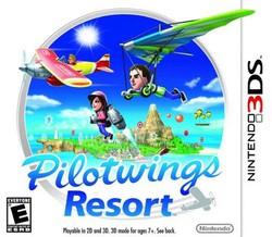 Pilotwings Resort for sale