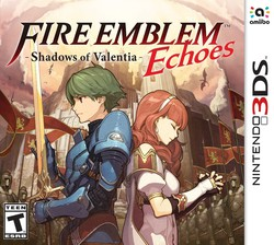 Fire Emblem: Echoes - Shadows of Valentia for sale