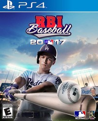 R.B.I. Baseball 2017 for PlayStation 4