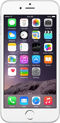 Apple iPhone 6 (Sprint) [A1586] - Silver, 16 GB