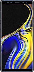 Samsung Galaxy Note 9 (Unlocked) [SM-N960U1] - Black, 128 GB, 6 GB