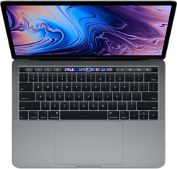 "MacBook Pro 2019 - 13"" - I7, Silver, 512 GB, 16 GB"