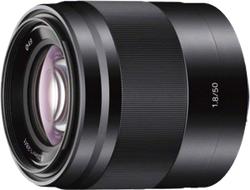 Sony 50mm F1.8 OSS E-Mount for sale on Swappa