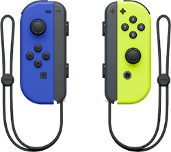 Nintendo Switch Joy-Con (L-R) - Blue & Yellow