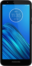 Moto E6 (T-Mobile) - Navy Blue, 16 GB, 2 GB