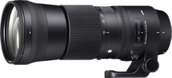 Sigma 150-600mm 5-6.3 Contemporary DG OS HSM Lens for sale