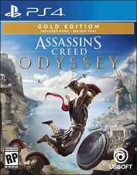 Assassin's Creed: Odyssey for PlayStation 4