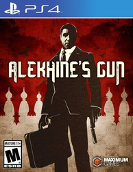 Alekhine's Gun for PlayStation 4
