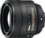 Nikon AF S NIKKOR 85mm f1.8G