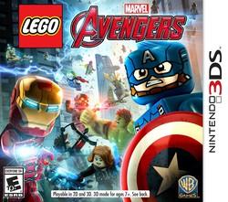 LEGO: Marvel's Avengers for Nintendo 3DS