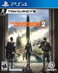 Tom Clancy's: The Division 2 for PlayStation 4