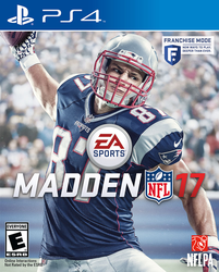 Madden NFL 17 for PlayStation 4