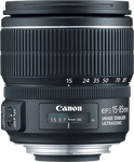 Canon EF-S 15-85mm f3.5-5.6 IS USM UD