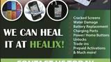 Healix Smartphone & iPhone Repair