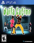 Baila Latino for PlayStation 4