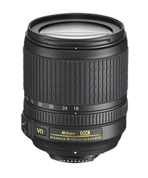 Nikon AF-S DX NIKKOR 18-105mm f/3.5-5.6G ED VR for sale on Swappa