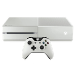 Xbox One (2013) - White, 500 GB