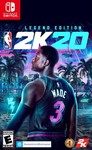 NBA 2K20, Legend Edition for Nintendo Switch