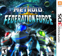 Cheap Metroid Prime: Federation Force