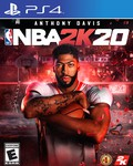 NBA 2K20 for PlayStation 4
