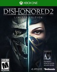Used Dishonored 2, Limited Edition for Xbox One