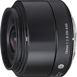 Sigma 19mm f/2.8 DN for sale on Swappa