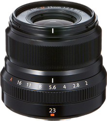 Fuji XF 23mm f2 R WR for sale