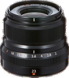 Fuji XF 23mm f2 R WR for sale on Swappa