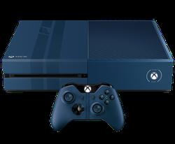 Xbox One - Blue, 1 TB