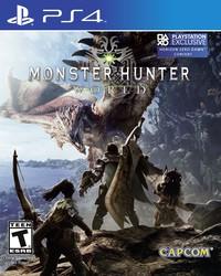 Monster Hunter: World for PlayStation 4