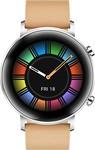 Huawei Watch GT 2 [42mm], Classic - Tan
