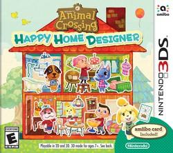 Animal Crossing: Happy Home Designer for Nintendo 3DS