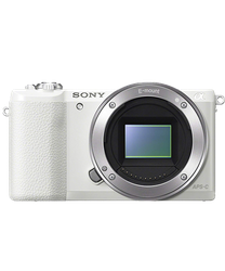 Sony Alpha a6000 - White