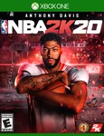 NBA 2K20 for Xbox One