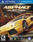 Asphalt: Injection for PlayStation Vita