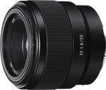 Sony FE 50mm f/1.8 E-Mount