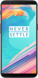 OnePlus 5T (Unlocked) - Black, 64 GB, 6 GB