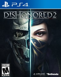 Dishonored 2 for PlayStation 4