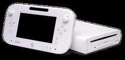 Wii U - White, 8 GB