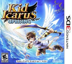 Kid Icarus: Uprising for Nintendo 3DS